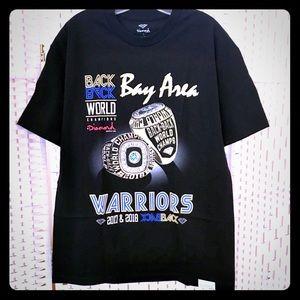 Bay Area Warriors 2017/2018 Championship Tee